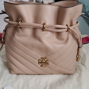 Tory Burch Kira mini bucket bag